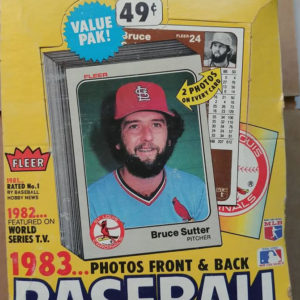 Wade Boggs Archives Ripping Vintage Packs